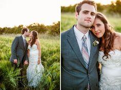California Barn Wedding: Annie + Brian