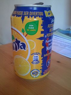 Lemon Fanta plan Robertus