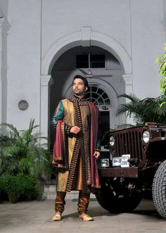 The Royal Indian Groom