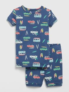 Toddler//Kids Short Sleeve T-Shirt Pack My Stuff Im Going Surfing with My Big Brother