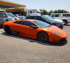 Even though this Lambo is not a real SV it still looks the part  Pic via @russbelgrove  #SouthAfrica #Zero2Turbo #ExoticSpotSA #Lamborghini #Murcielago #LP640