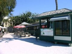 Mucky Duck Restaurant - Mucky Duck, Captiva Island, Florida A great place to  catch a sunset. Get there early!