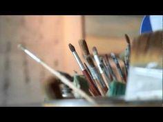 (6) Susan Wallis, Encaustic Painter - YouTube