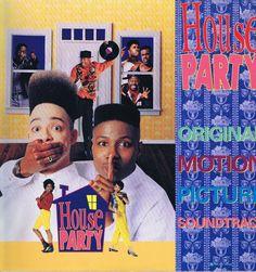 House Party – Original Motion Picture Soundtrack – LP Vinyl Record