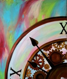 """The Promise"" by Ra'Chel Alexander Acrylic on canvas, 20x24 www.facebook.com/artworkbyrachel www.etsy.com/shop/RaChelStudios"