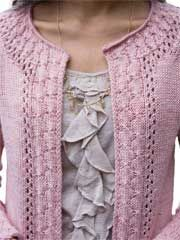 This is just beautiful!  The only question is what color will I knit it in :-)
