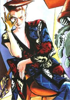 patternprints journal: GREAT FASHION ILLUSTRATORS: ANTONIO LOPEZ FOR MISSONI