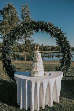 #weddingcake #outdoorwedding Receptions, Wedding Cakes, Outdoor, Wedding Gown Cakes, Outdoors, Wedding Cake, Hochzeit, Reception, Outdoor Living