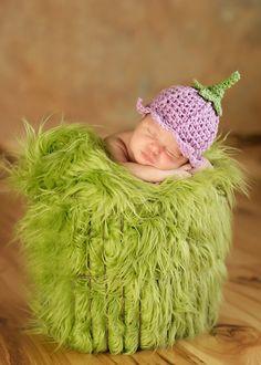 PATTERN Tulip Flower Hat  Crochet by SweetPotato3Patterns on Etsy, $3.75