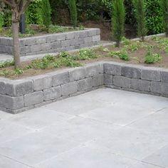 muurtje more muurtjes garden en muurtjes garden stones tuin muurtje ...