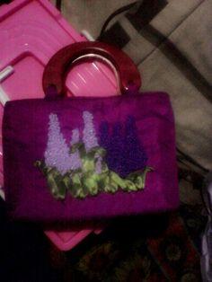 Lavender bag,nice.......;-)
