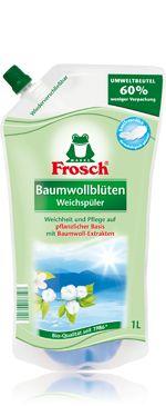 Werner & Mertz Germany Frosch - fabric softener