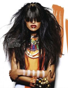 Vogue India ' Call Of the Wild' March 2012