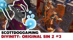 DIVINITY ORIGINAL SIN 2 - Welcome to Fort Joy Ep 03 ScottDogGaming - DIVINITY ORIGINAL SIN 2 - Welcome to Fort Joy Ep 03 ScottDogGaming  Check out the playlist here https://www.youtube.com/watch?v=ZcQqLtBzUmY&list=PLYX5Y-Bpyz38hkwIi7E0Eqb2xzZvQk7Vn  The eagerly anticipated sequel to the award-winning RPG. Gather your party. Master deep tactical combat. Join up to 3 other players - but know that only one of you will have the chance to become a God.  If you like what i do and want to support…