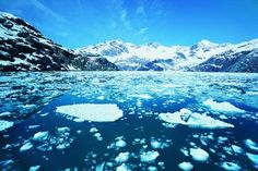 Scientists have likened Alaska's icy Glacier Bay to a living laboratory due to the park's glacial retreat, plant succession, and animal behavior. As the melting ice retreats, new vegetation and mammals move in on land, while underneath the water's surface, humpback whales, killer whales and seals continue to call the region home. It's only accessible by boat or plane, but Glacier Bay is an area that deserves a visit, especially if you are a lover of nature and wildlife.
