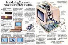 De eerste Mac :-)
