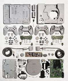 Deconstructed PlayStation