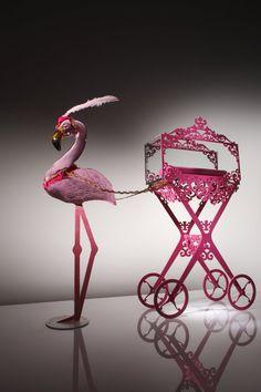 Ringo the flamingo by kay-of-doom.deviantart.com on @DeviantArt