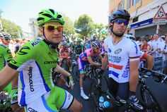 Mark Cavendish - Le Tour de France 2013 - Stage Two