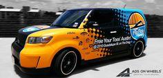 broadcast Fleet Vehicle Graphics - Recherche Google