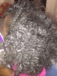 Natural hair kids , 3c