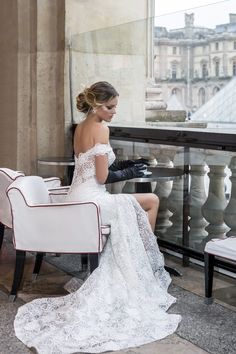 Zurich's Favorite Bridal Brand for HauteCouture and CustomMade Wedding Dresses! Top Bridal Designers Custom Made Bridal Gowns Reasonable Prices Bridal Designers, Lace Wedding, Wedding Dresses, Custom Made, Bridal Gowns, Collection, Tops, Fashion, Love