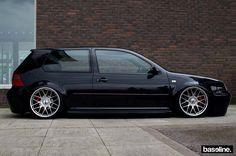 Photo: Christian Canning for. Vw R32 Mk4, Golf Mk4 R32, Volkswagen Golf Mk1, Golf 4, Drift Trike, Vw Cars, Future Car, Cool Cars, Dream Cars