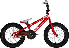 Charge Cooker 16'' Single Speed Red http://coolbike.us/product/charge-cooker-16-single-speed-red/