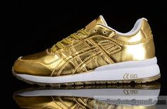 Womens And Mens Asics Jonning Sneaker Shoes Gold|only US$95.00 - follow me to pick up couopons.
