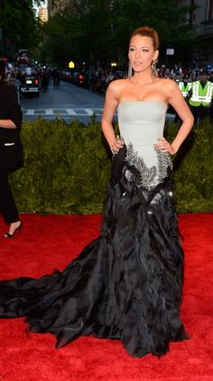Blake Lively's Gucci Stunner at the Met Gala