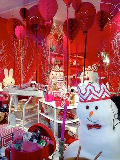 Home-Table design Anne Jochum report Christmas In Paris, Christmas 2014, Xmas, Honeycomb Decorations, Table Decorations, Table Design, Creations, Seasons, Holiday Decor