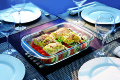 Duralex Ovenchef reinforced tempered glass ovenware