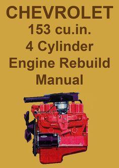 chevrolet gmc buick speed manual engine repair 256 248 270 302 320 rh pinterest com