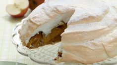 Opskrift| Anderledes æblekage | Lækkerier | Hjemmebag
