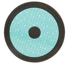"Bullseye Circles-Even-2"", 4"", 6"", 8"" for Studio - Die board shown with finished cut fabric. #accuquilt"