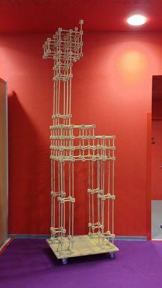 A ukázka , co se dá vytvořit ze stavebnice Koobi vášeň.