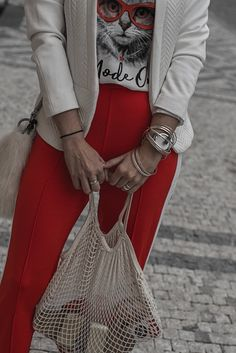 Trackpants Trend wie du Trackpants am besten trägst   Trend, OOTD, Style, Styling, Trackpants kombinieren, Trackpants H&M mit Blazer   Julies Dresscode Fashion Blog   https://juliesdresscode.de