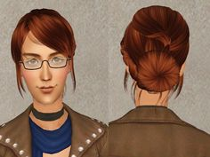 Hmmm been a while since I've uploaded some hairs, so have a queue of hairs! First in the list is an edit of two newsea hairs from here (link), using Candice and Lucia. Works for all ages, comes in...