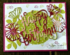 Oh So Eclectic Happy Birthday
