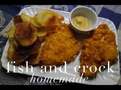fish and crock   home made   CasaSuperStar - YouTube