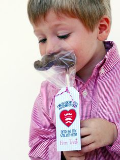 """Free """"I mustache you to comb over"""" Valentines >> http://www.diynetwork.com/decorating/diy-valentine-cards-gift-tags-banners-and-treat-bags-for-kids/pictures/index.html?soc=pinterest#"""