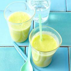 Avocado-Ananas-Smoothie Rezept - [ESSEN UND TRINKEN]