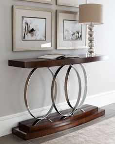 "John-Richard Collection ""Druid"" Console thestylecure.com"