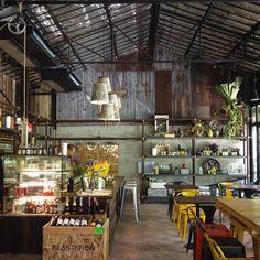 #cafehoppingBKK #newcafeinBKK #เลียบด่วนเอกมัยรามอินทรา #ขายอาหารจิงจัง