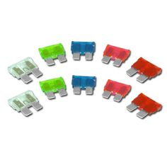 15 piece Car Fuse Set $0.47