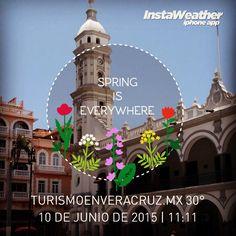 Un día muy #caluroso en el #puerto de #Veracruz http://www.turismoenveracruz.mx