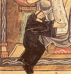 Odo of Cluny (c. 878 - 942) was the second abbot of Cluny. He enacted various reforms in the Cluniac system of France and Italy. Among his writings are twelve choral antiphons in honour of Saint Martin of Tours. Some scholars have attributed the Musica Enchiriadis to him. http://pinterest.com/pin/155796468331212037/