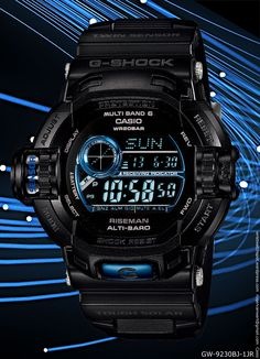 – yen initial blue g-shock watch, 2013 anniversary limited special edition, eric haze, new watch casio Casio G Shock Watches, Casio Watch, Blue G Shock, 30th Anniversary, Gw, New Model, Cool Watches, Initials, Products