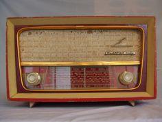 Klarmax Radio 1957