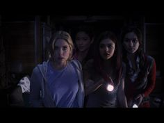 1x1 the girls at the barn waiting for alison